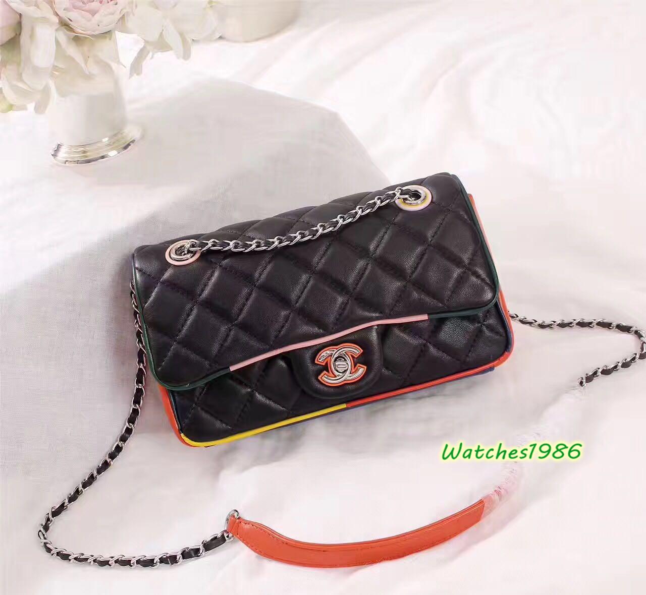 2017 latest Chanel purse replica handbag online for sale
