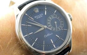 Replica Rolex Cellini Date 50519 watch