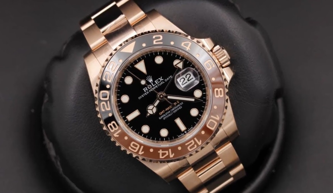 Rolex GMT-Master II 126715CHNR fake watch