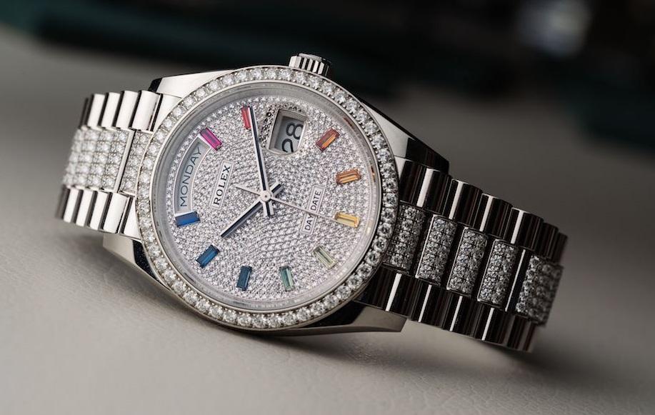 Rolex Day-Date128349RBR replica
