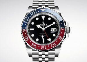 Rolex GMT-Master 126710BLRO fake
