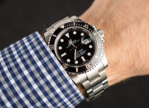 Rolex Submariner 116610LN fake
