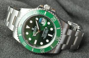 Rolex Submariner 116610LV Fake