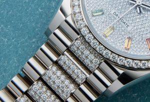 Rolex replica Day-Date128349RBR