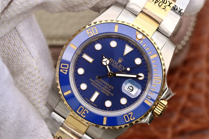 replica Rolex Submariner 116613LB