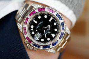 Rolex GMT-Master II 116759SARU review