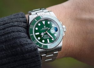 Rolex Submariner 116610LV 40MM replica