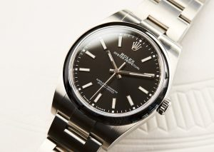 Rolex fake Oyster Perpetual 114300