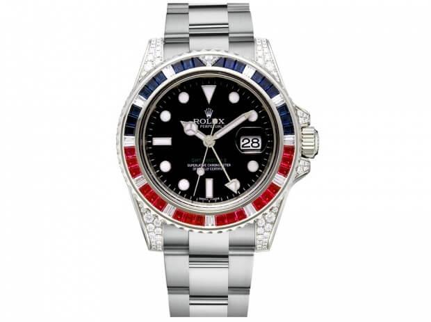 Rolex replica GMT-Master II 116759SARU