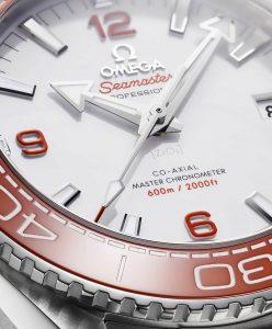 fake Omega Seamaster Planet Ocean 215.30.44.21.04.001 watch
