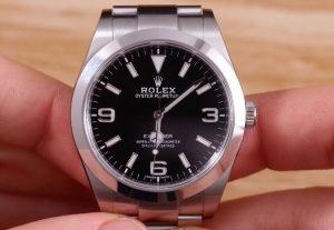 fake Rolex Explorer I 214270