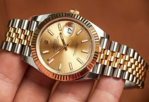 Rolex Datejust 41 fake 126333