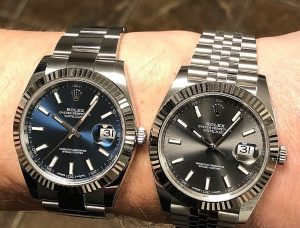 Rolex Oyster Perpetual Datejust 41 Review