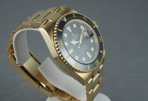 Rolex Submariner 116618LN fake
