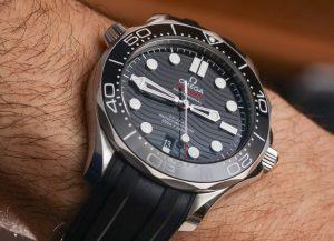 Fake Omega Seamaster Diver 300M 210.92.44.20.01.001 watch