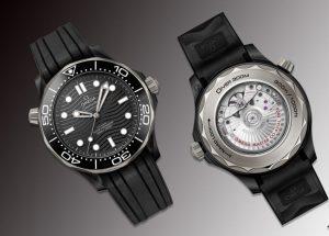 Omega Seamaster Diver 300M 210.92.44.20.01.001 Fake watch