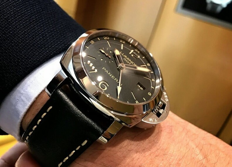 Fake Panerai Luminor GMT 44MM PAM00531 Review