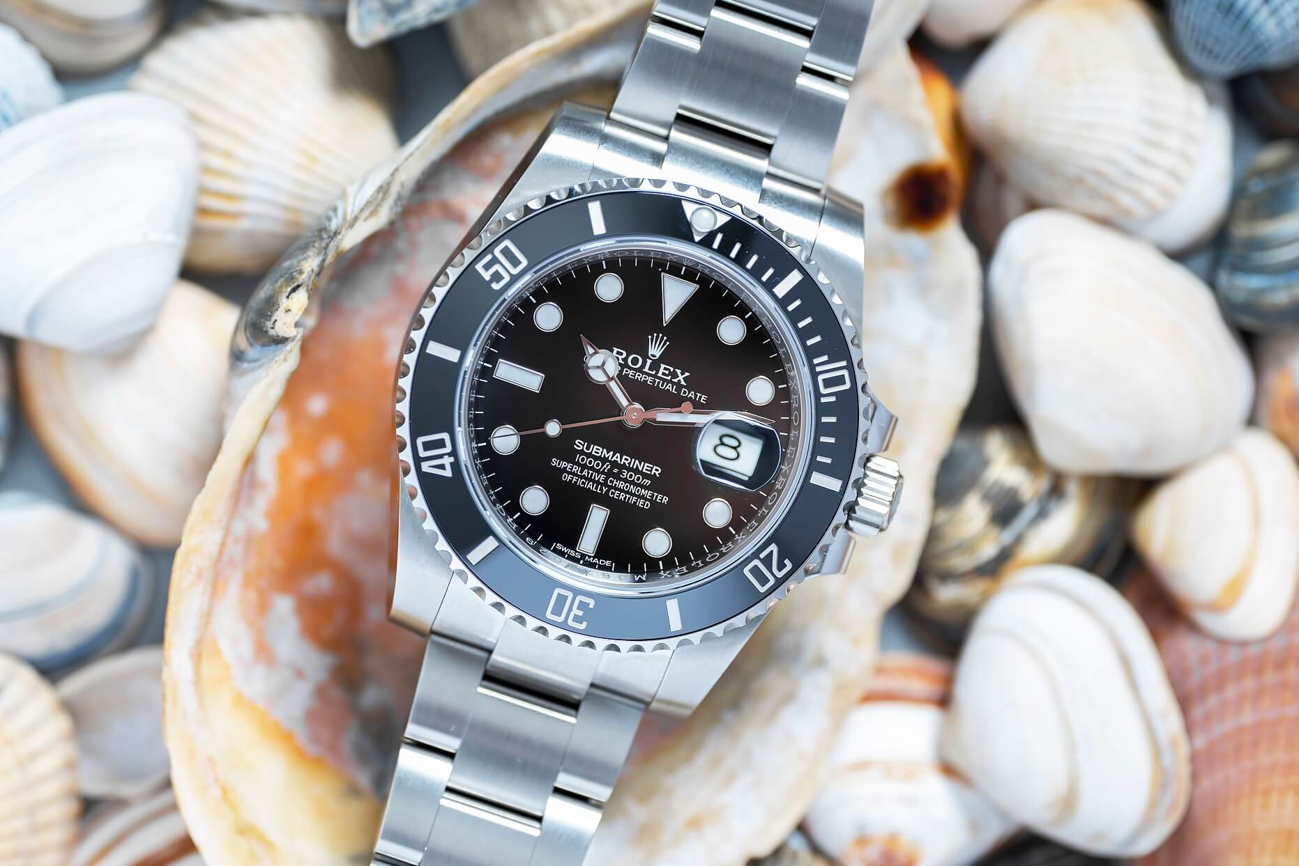 Rolex Submariner 116610LN copy