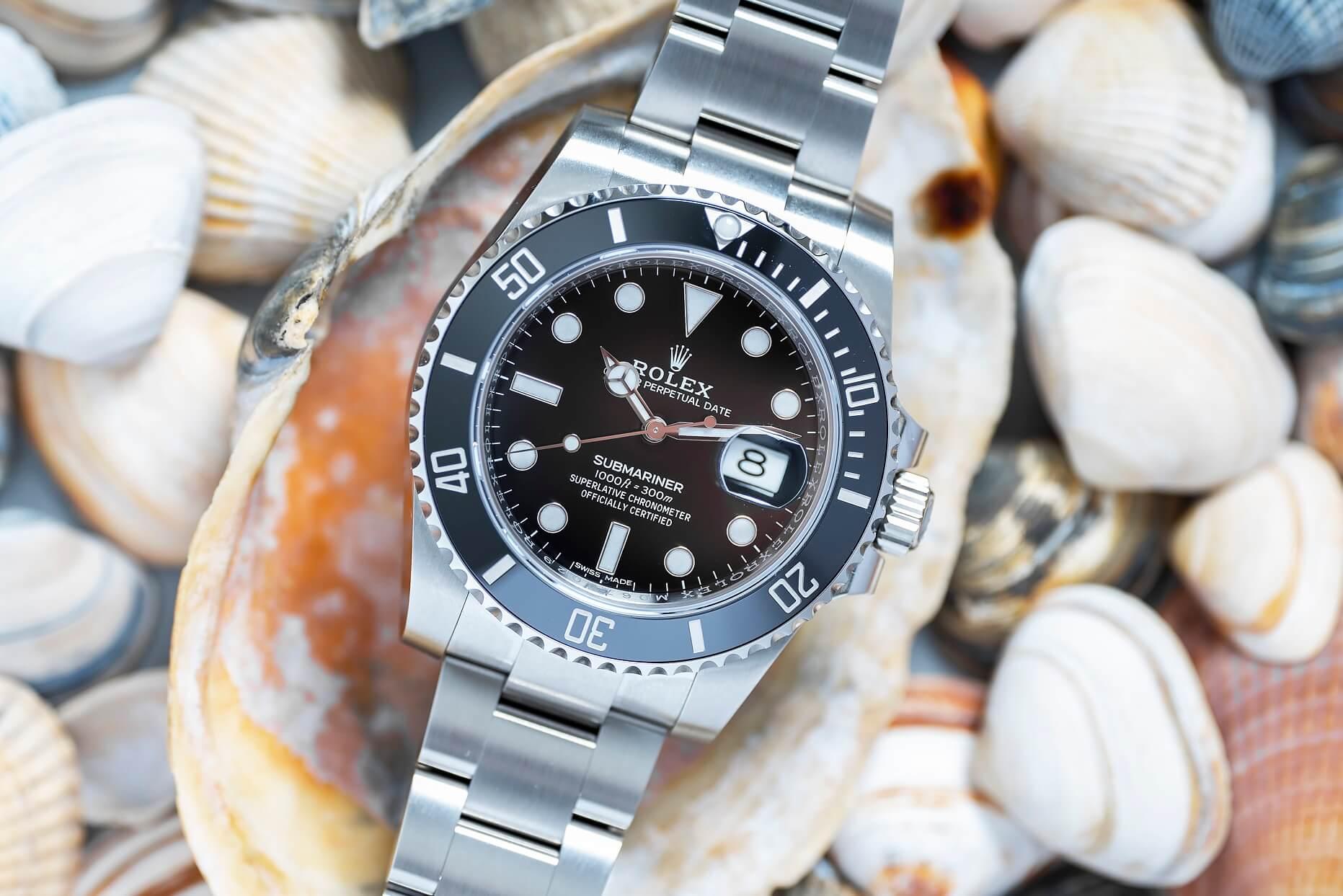 Rolex Submariner 116610LN copy