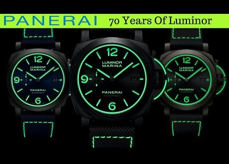 Panerai Luminor Marina replica Watches For 70th anniversary