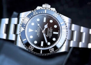 fake Rolex Submariner No-Date 114060
