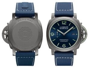 knock off Panerai Luminor Marina Titanium PAM01117