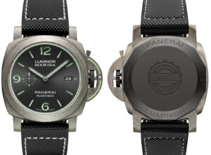 knock off Panerai Luminor Marina Titanium PAM01119