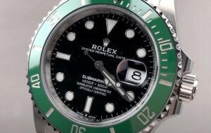 Replica Rolex Submariner 126610LV Kermit