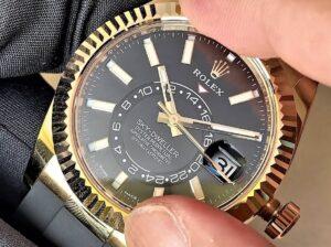 Replica Rolex Sky-Dweller 326238